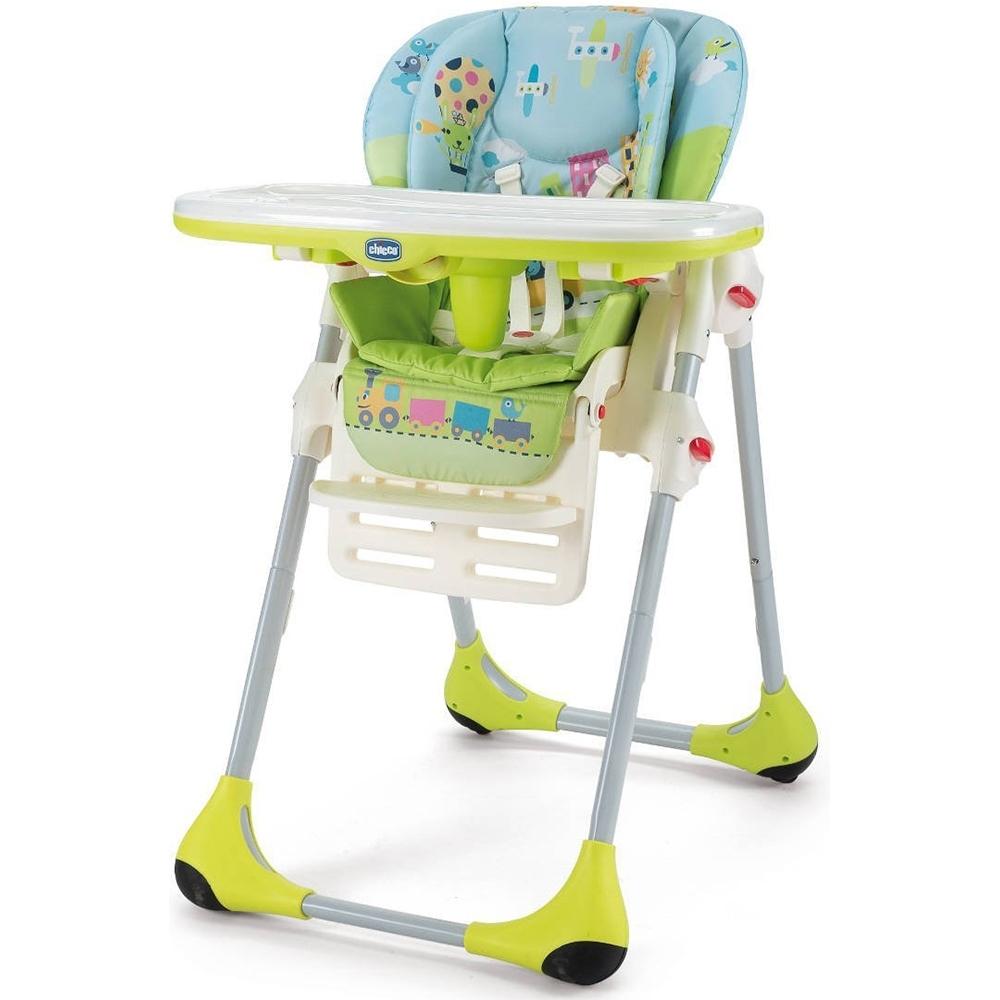 Стульчик для кормления Chicco Polly Baby World<br>
