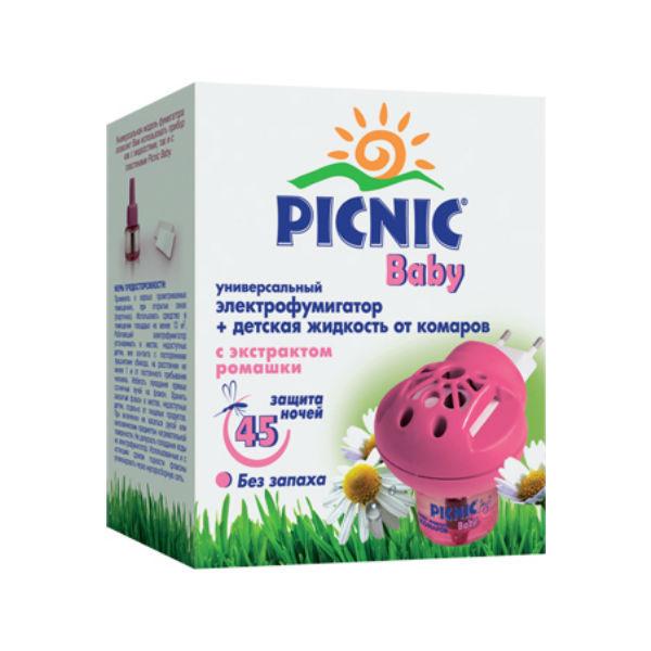 ��������� � �������� �� ������� Picnic Baby 45 �����