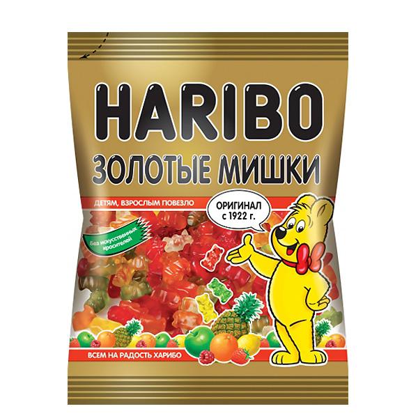 Мармелад Haribo Золотой Мишка<br>