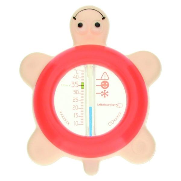 Термометр Bebe Confort Черепашка Для воды (розовый)