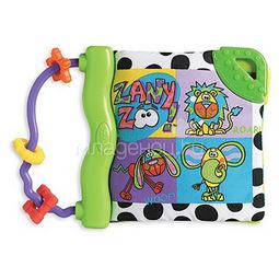 Прорезыватель Playgro Зоопарк с 3 мес. (книжка-прорезыватель)