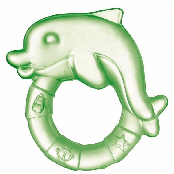 Прорезыватель Canpol Babies Охлаждающий зеленый (с 0 мес)<br>