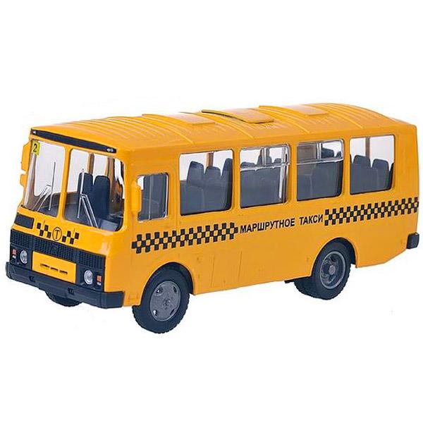 Машинка Autotime ПАЗ-32053 маршрутное такси 1:43<br>