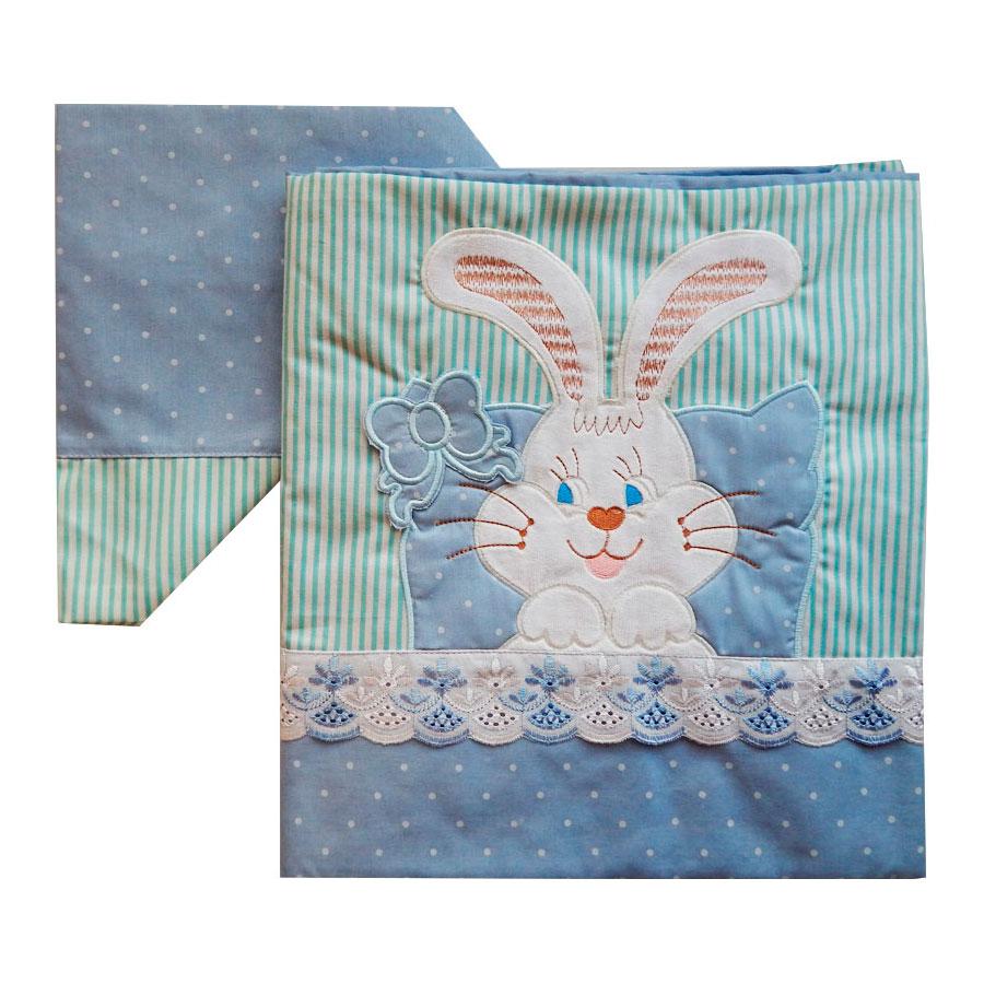 Комплект Постельного белья Папитто 147х112 с вышивкой<br>