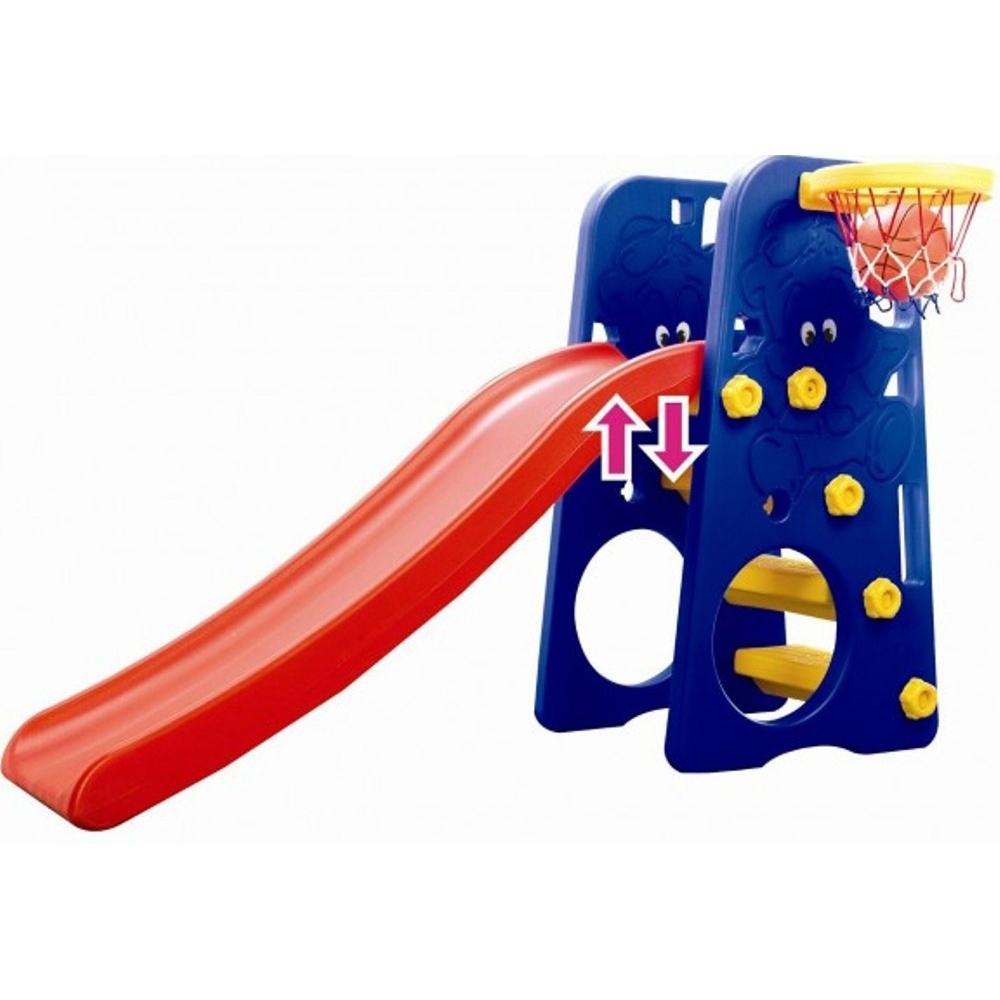 Горка Eduplay Друзья с баскетбольным кольцом<br>