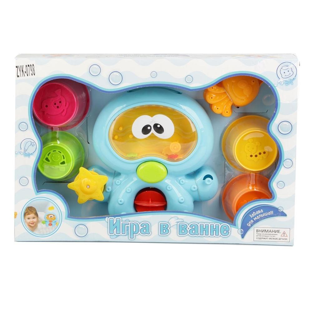 Игрушки для ванной Zhorya Инопланетянин