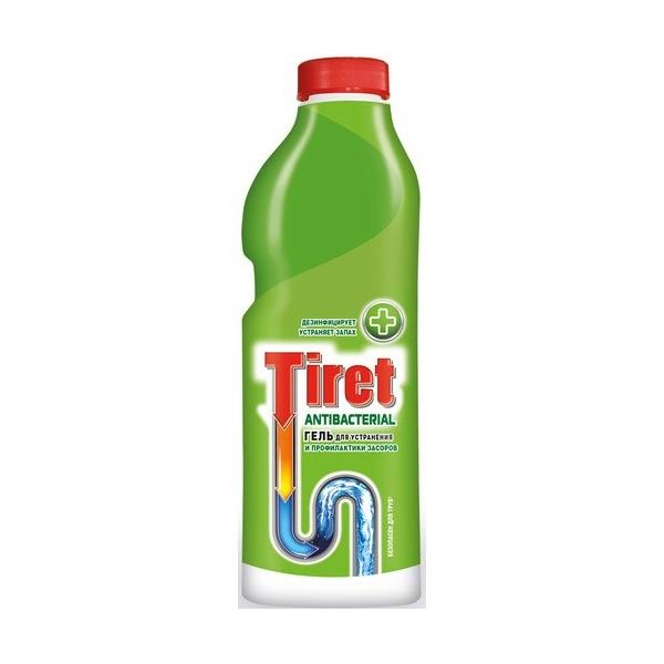 Гель Tiret Antibacterial 500 мл для удаления и профилактики засоров<br>