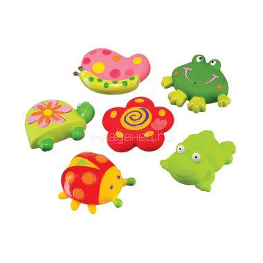 Игрушка для ванной Happy Baby SUMMER ADVENTURE с 6 мес.
