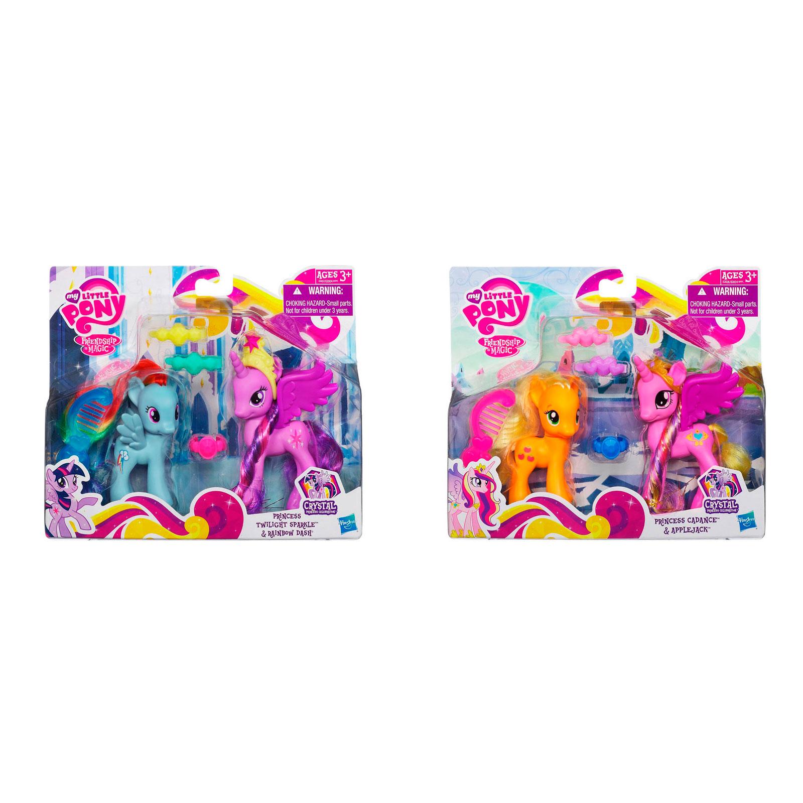 Игровой набор My Little Pony Принцессы<br>