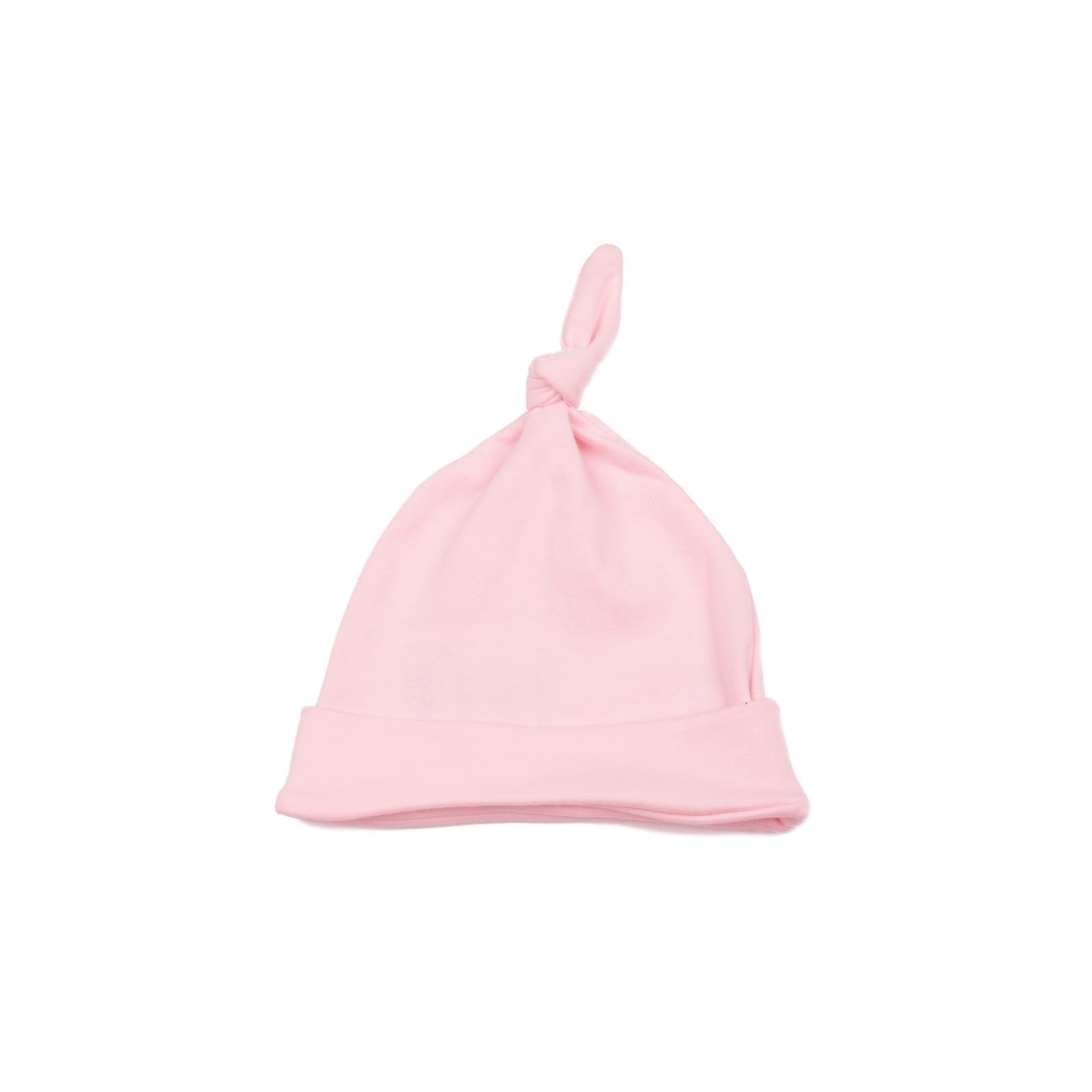 Шапочка Leader Kids Снежные друзья, цвет - Розовый Размер 42, цвет - Розовый