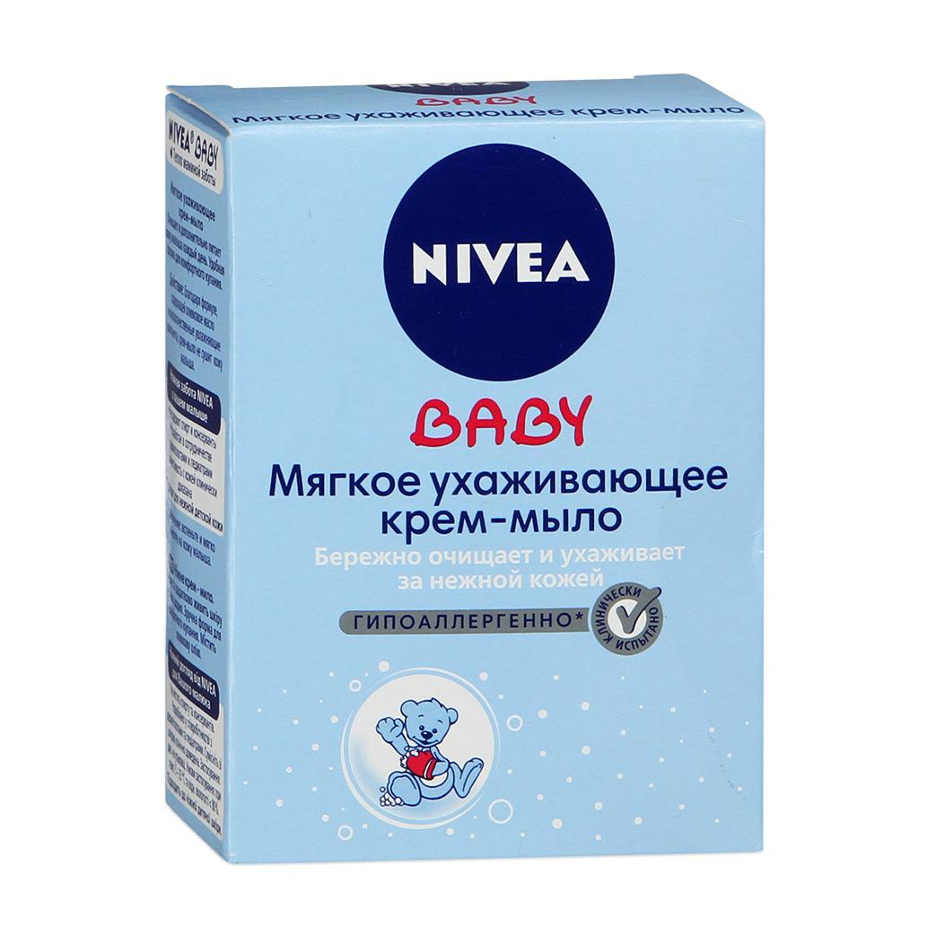 Крем-мыло Nivea Baby 100 гр