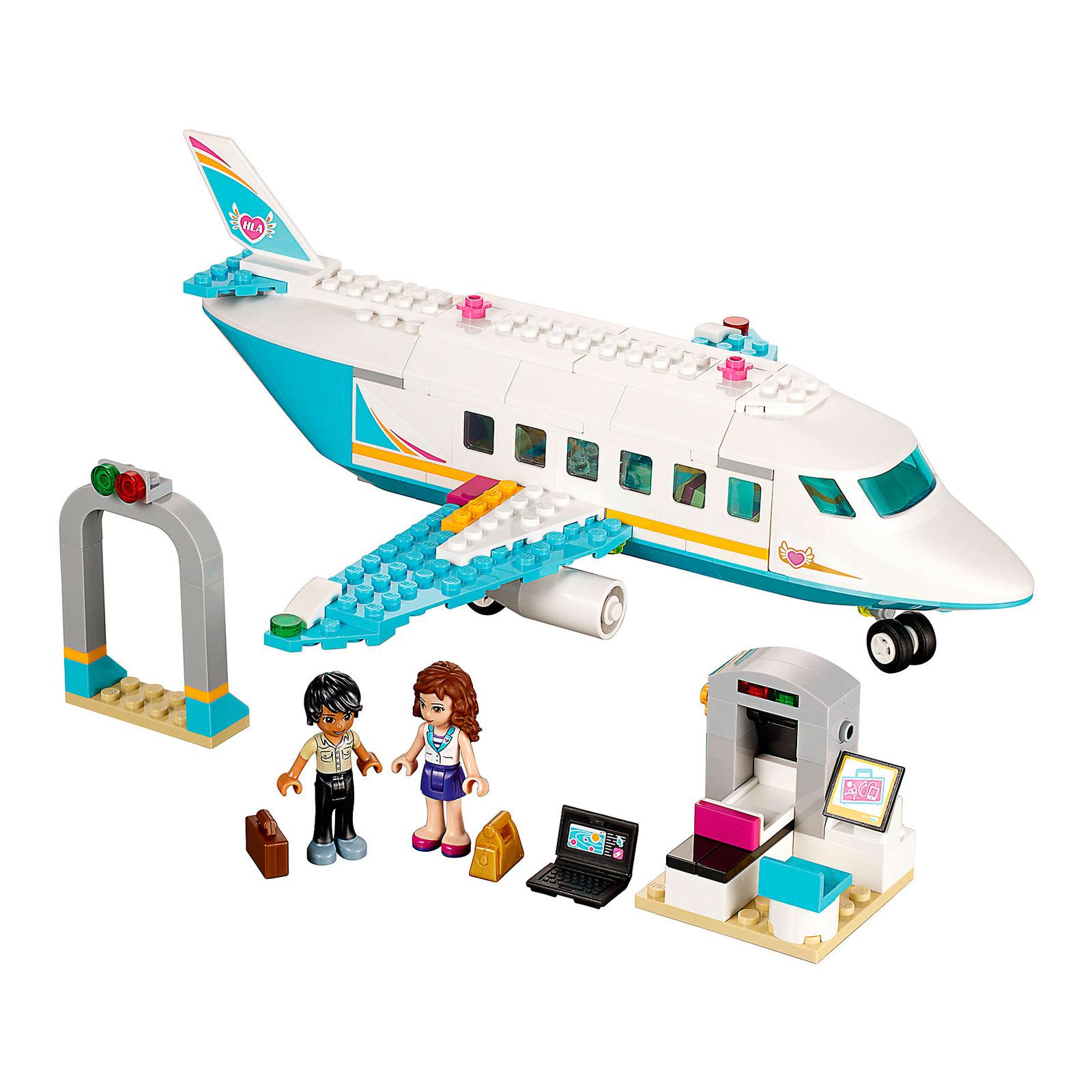Конструктор LEGO Friends 41100 Частный самолет<br>
