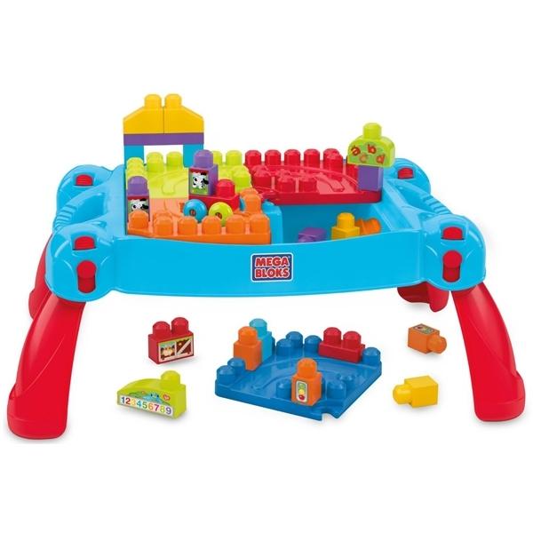 Стол для конструирования Mega Bloks Строй и развивайся<br>