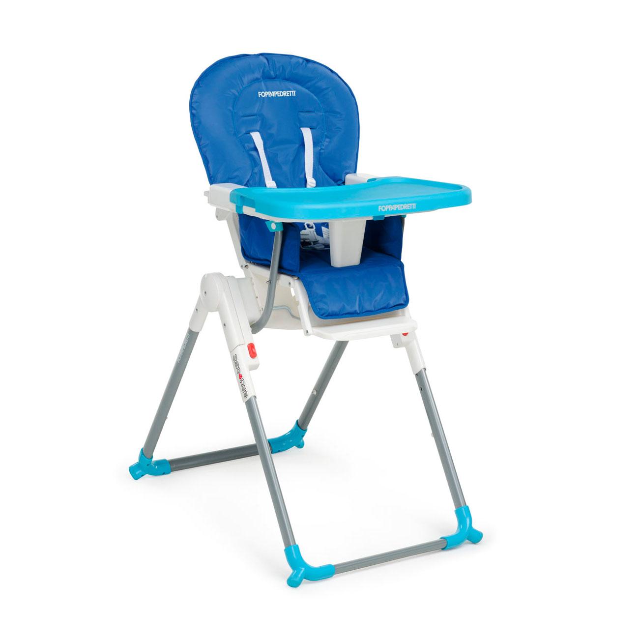 Стульчик для кормления Foppapedretti Uno Due Blue<br>