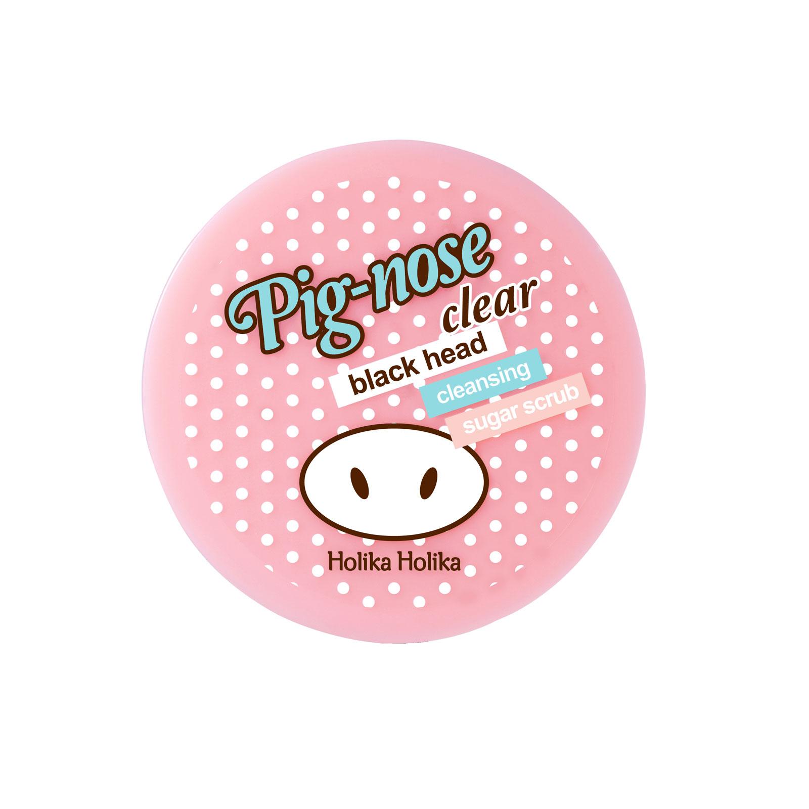 Скраб сахарный Holika Holika Pig-nose очищающий 30 мл