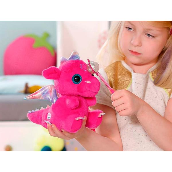 Интерактивная игрушка Zapf Creation Baby Born Дракон из Страны чудес
