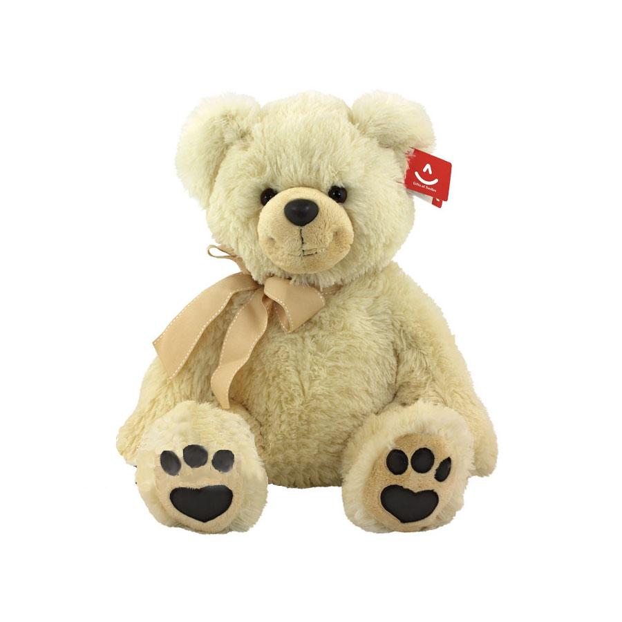 Мягкая игрушка AURORA Медведи Медведь кремовый 50 см<br>