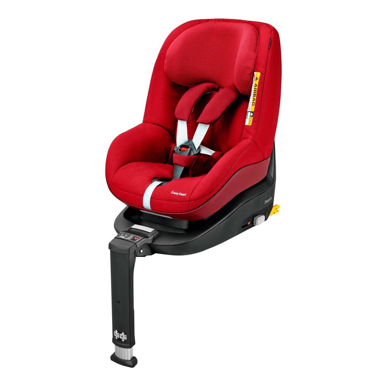 Автокресло Maxi-Cosi 2wayPearl Robin Red<br>