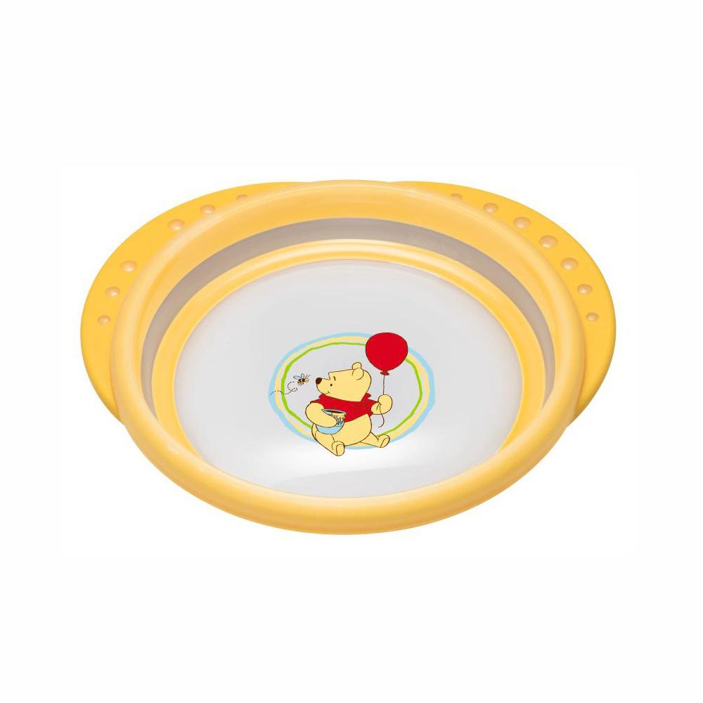 Тарелка Nuk (с 6 мес) Дисней с крышкой не глубокая (с 6 мес)<br>