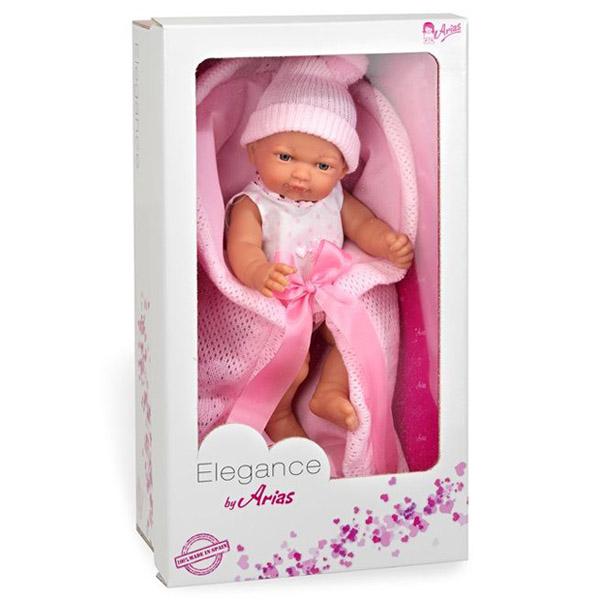 Кукла Arias 26 см Пупс в розовом конверте<br>