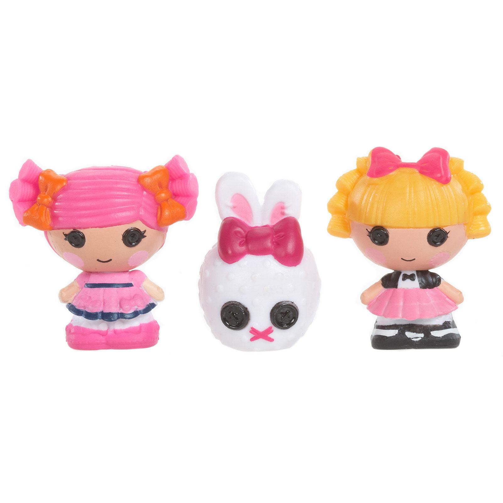 Кукла Mini Lalaloopsy Ягодка, Смешинка, Зайчик