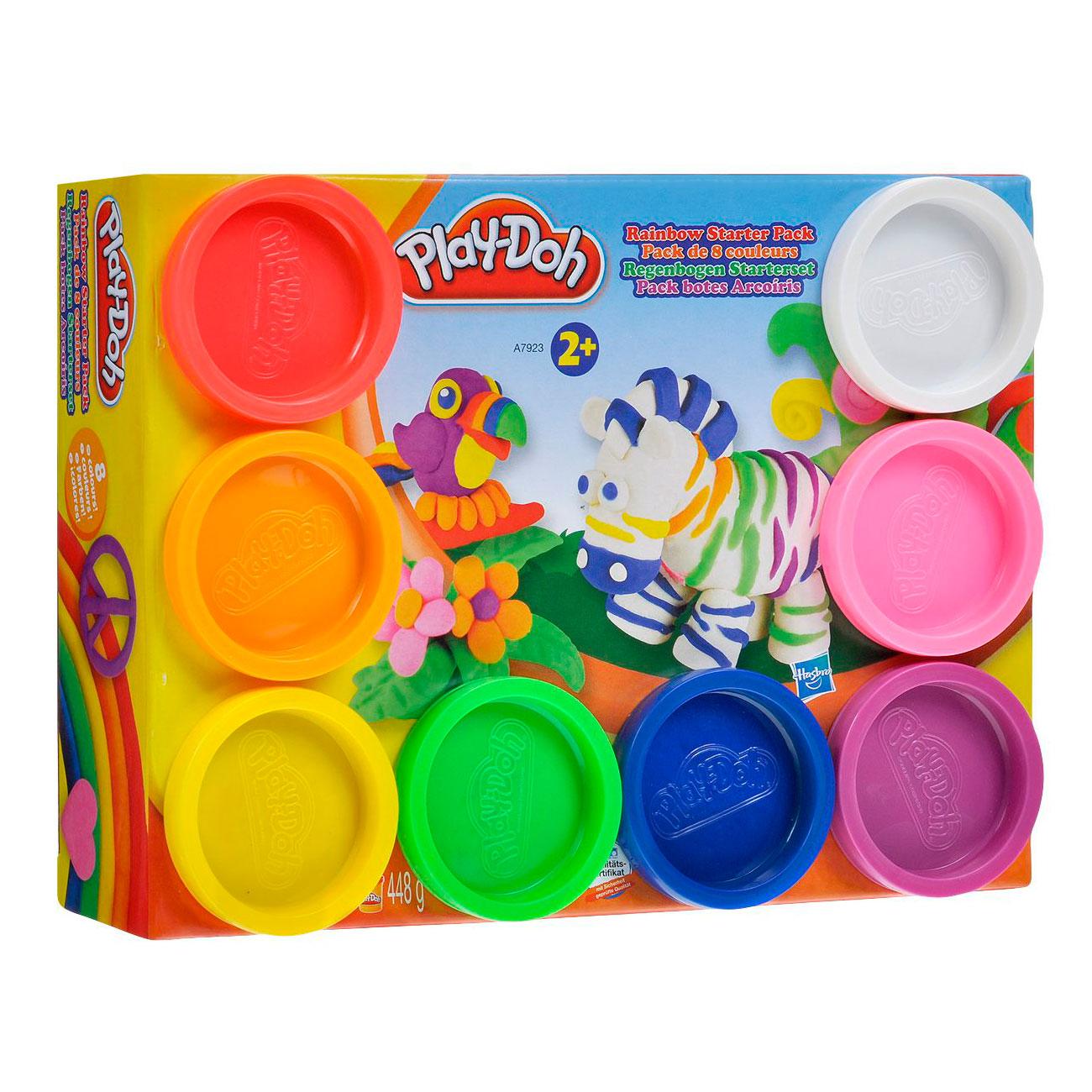 Игровой набор Play-Doh Из 8 баночек<br>