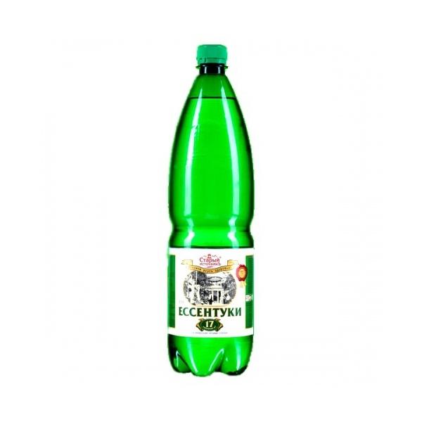 Вода минеральная Есентуки Старый Источник №17 1,5 л