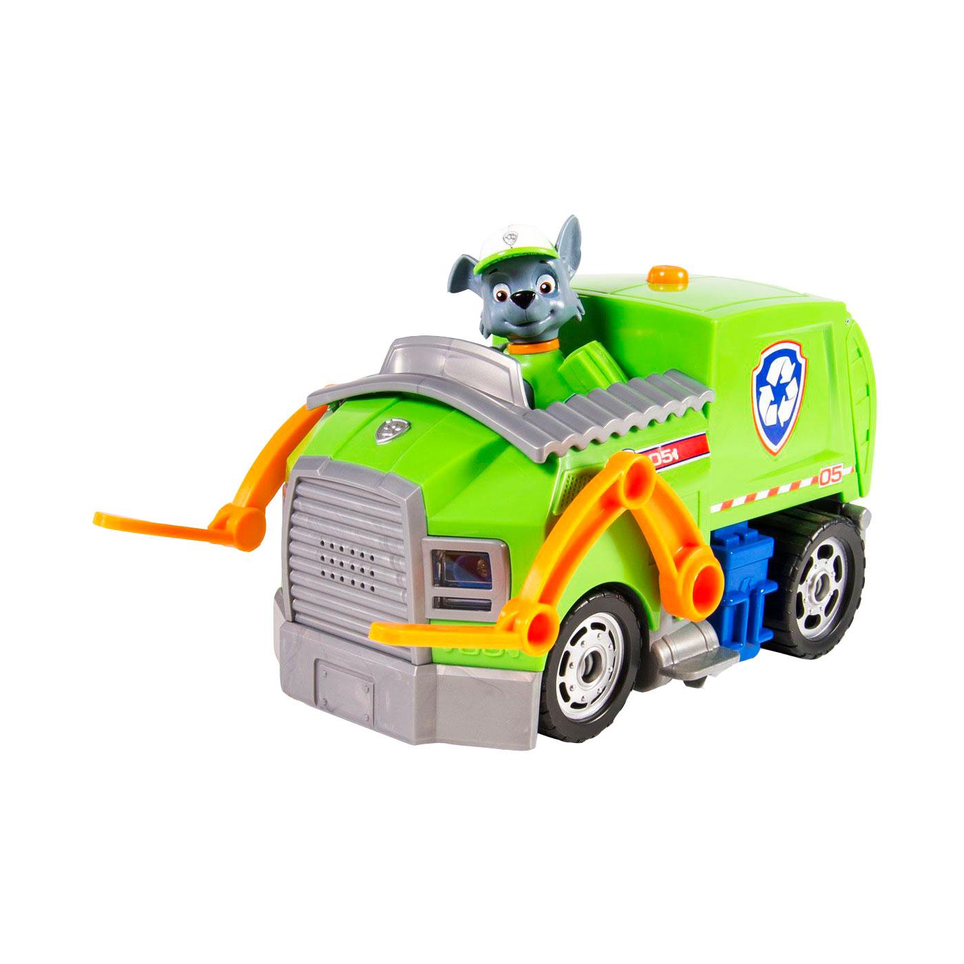 Игрушка Paw Patrol Большой автомобиль спасателей<br>