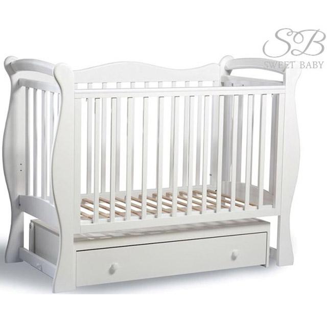 Кроватка Sweet Baby Dolce Vita Bianco Белый<br>