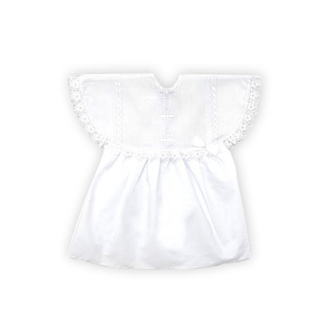 Крестильное платье Арго для девочки Размер 62-68