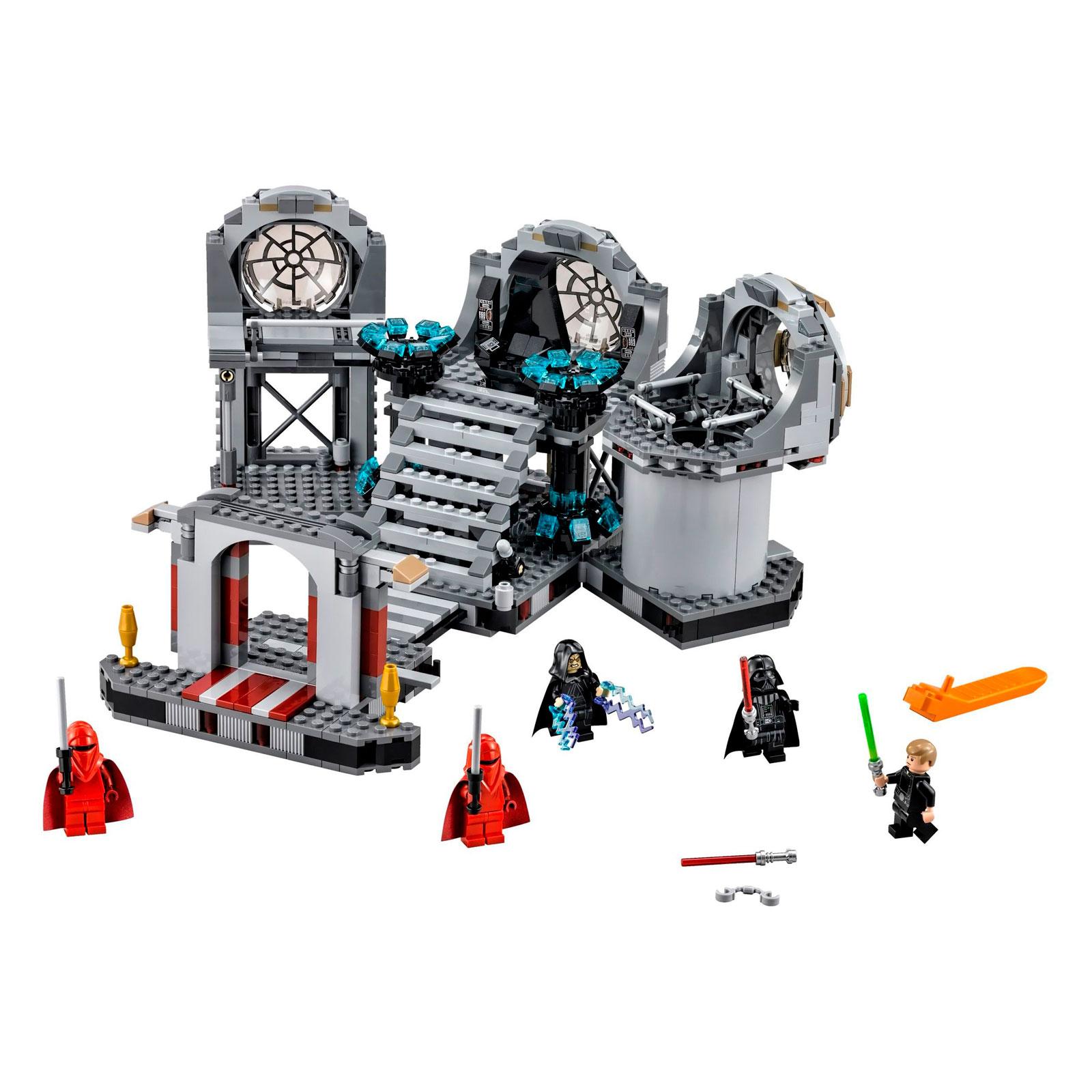 Конструктор LEGO Star Wars Звездные войны Звезда Смерти<br>