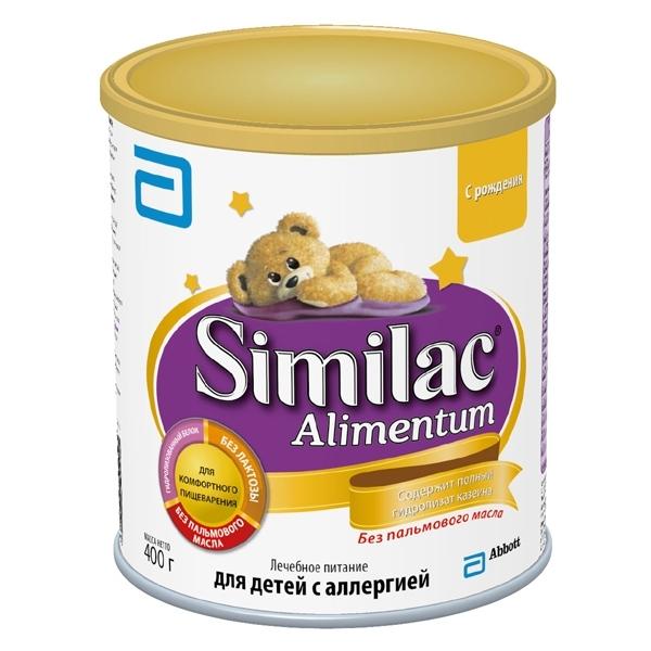 Заменитель Similac Алиментум 400 гр №1 (с 0 мес)<br>