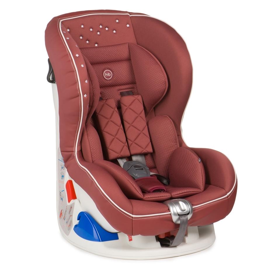 Автокресло Happy Baby Taurus V2 Bordo<br>