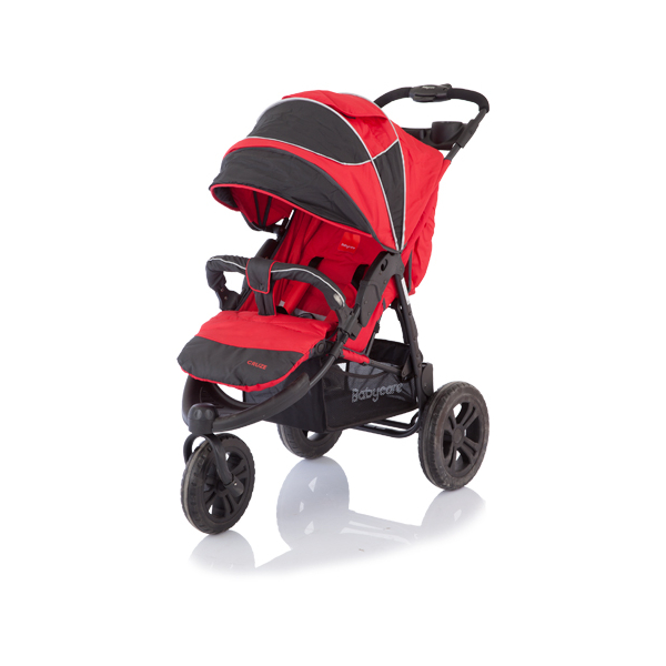 Коляскa Baby Care Jogger Cruze red