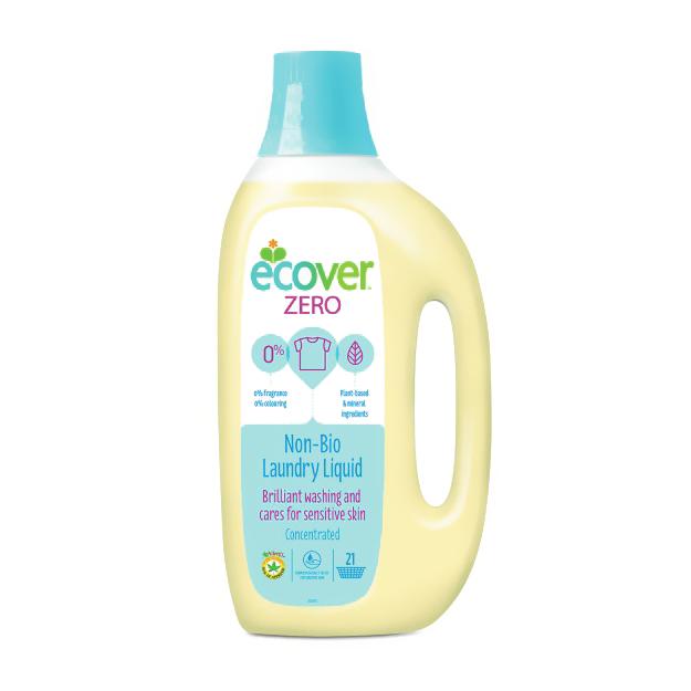 Жидкое средство для стирки Ecover 1,5 л. Zero<br>