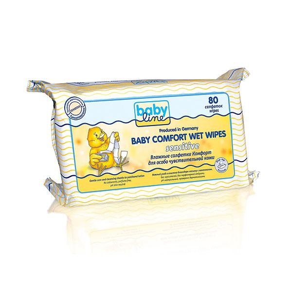 �������� ������� Babyline Comfort Sensitiv� ��� ����� �������������� ���� 80 ��