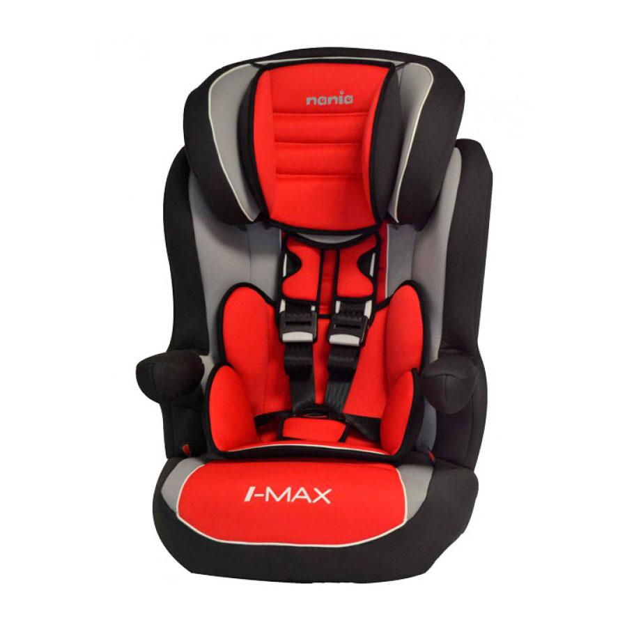 Автокресло Nania I-Max Luxe Isofix 9-36кг Carmin<br>
