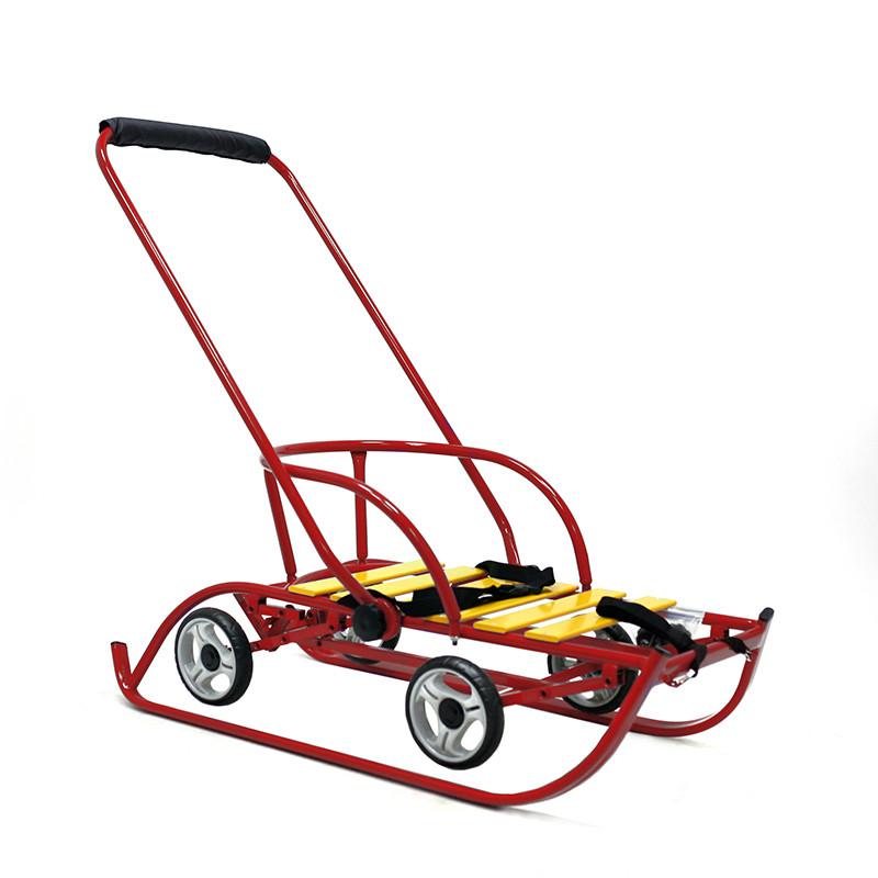 Санимобиль Премиум модель 2015 года Красный<br>