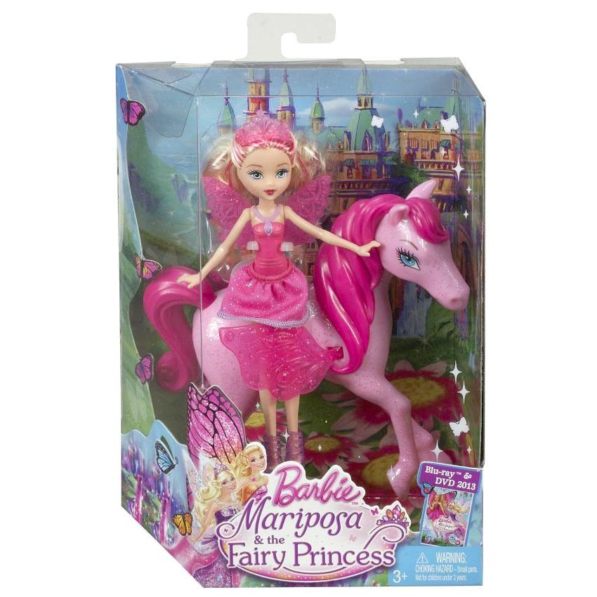 Кукла Barbie Феи с пегасами