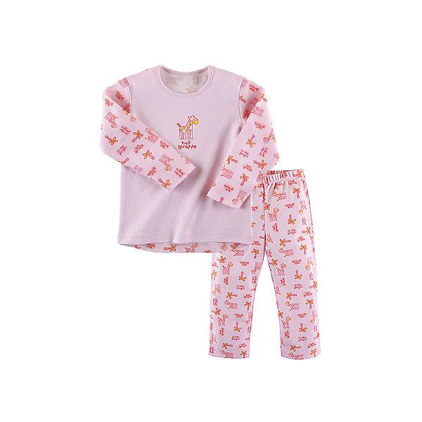 Пижама Наша Мама для девочки рост 104 розовый<br>