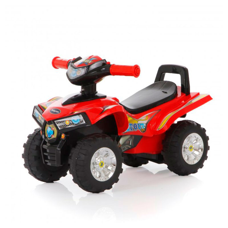 Каталка Baby Care Super ATV Red<br>