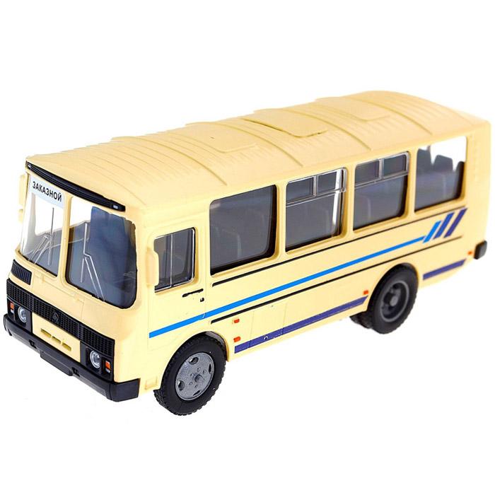 Машинка Autotime ПАЗ-32053 заказной 1:43<br>