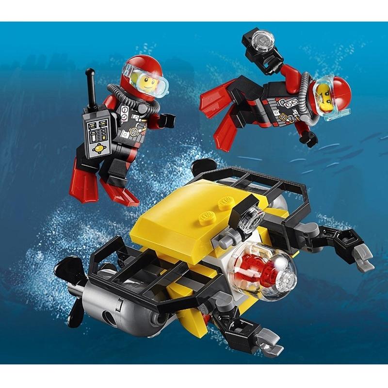 ����������� LEGO City 60091 ������������ ������� ������