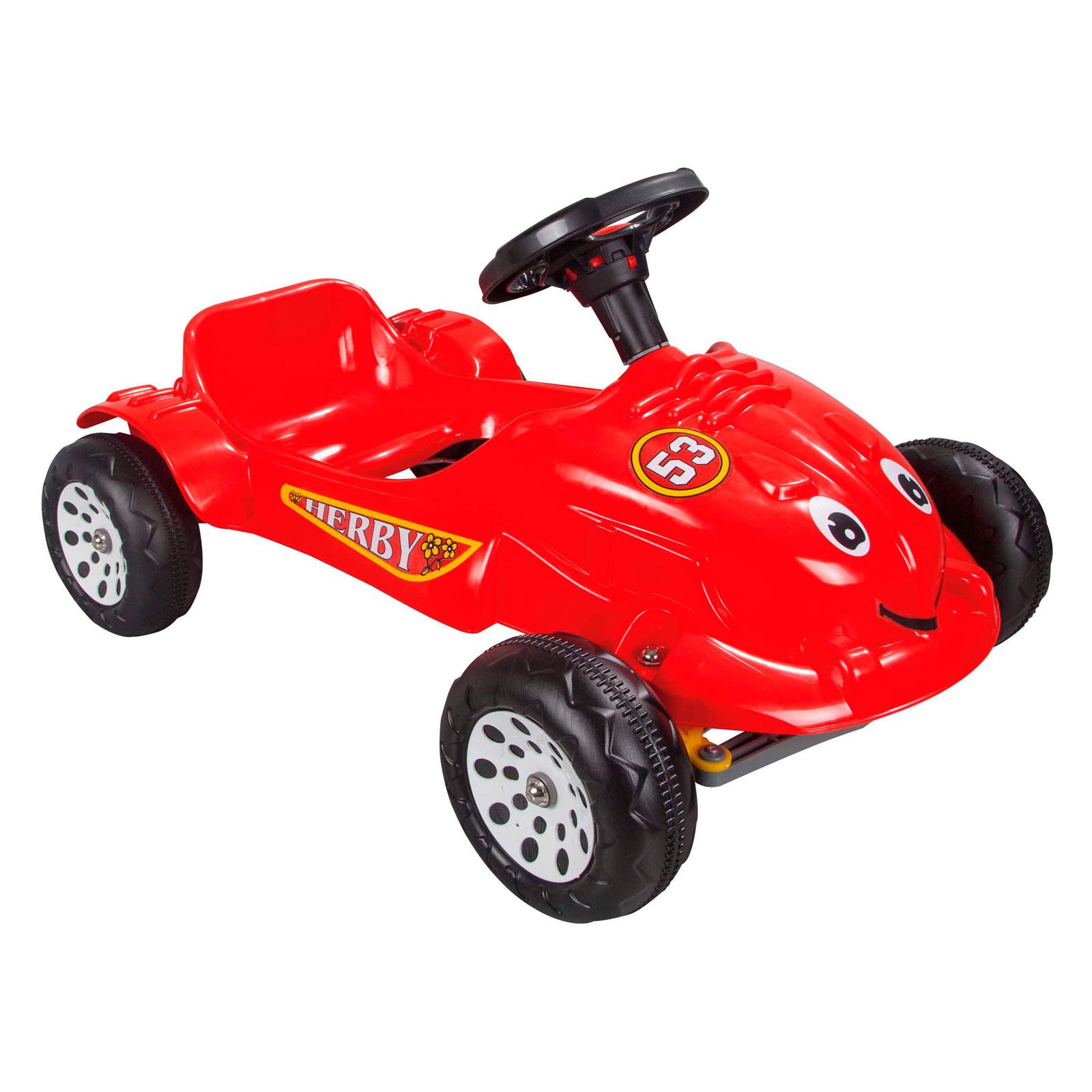 Педальная машина Pilsan Herby Car<br>