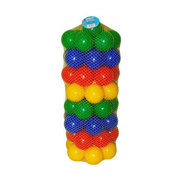 Набор шариков ToyMart 8см 56шт<br>