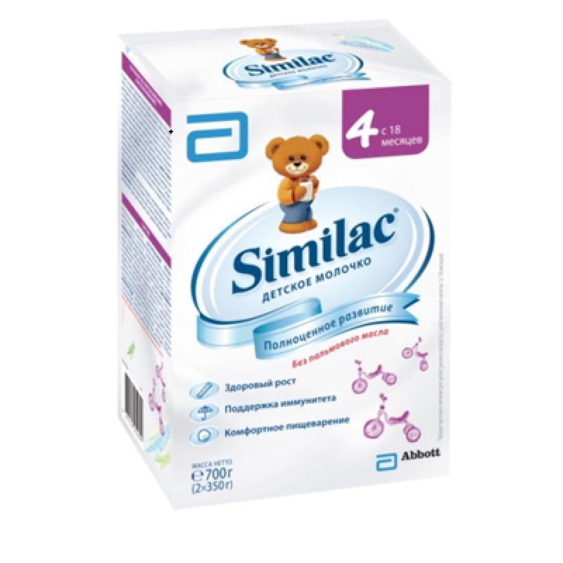 Заменитель Similac 700 гр № 4 (с 18 мес)