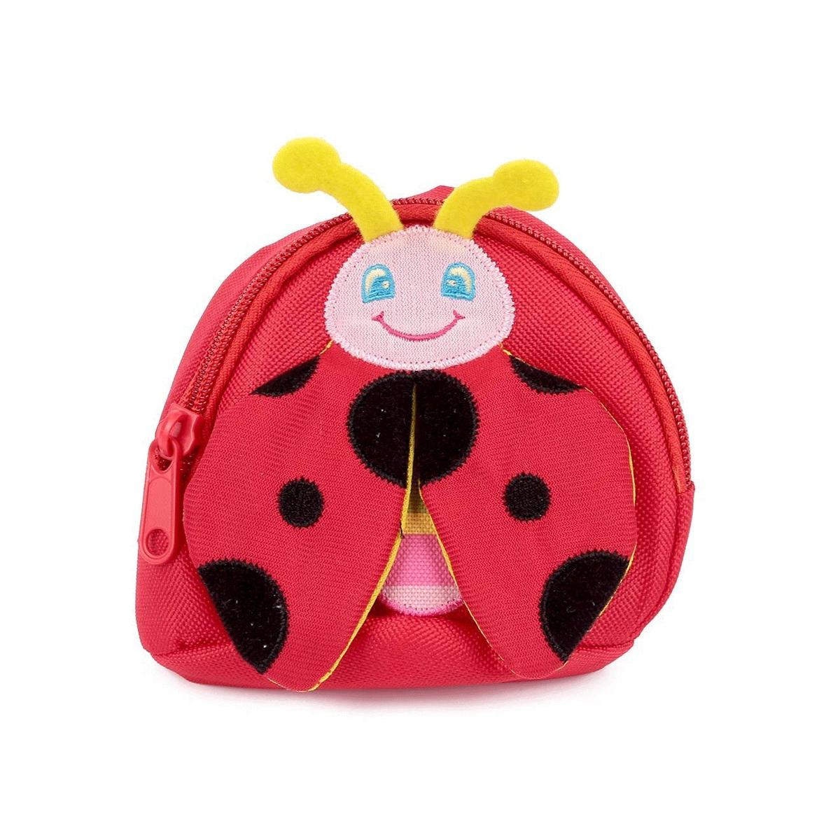 Рюкзак-сумка Leader Kids Божья коровка 11 см.