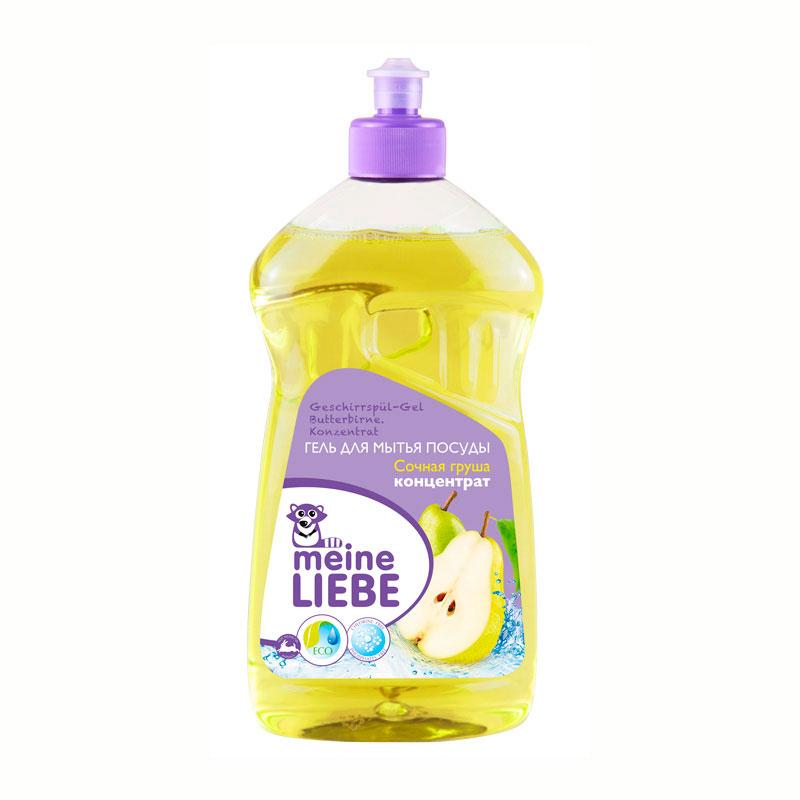Гель Meine Liebe для мытья посуды 500 мл Сочная груша (концентрат)<br>