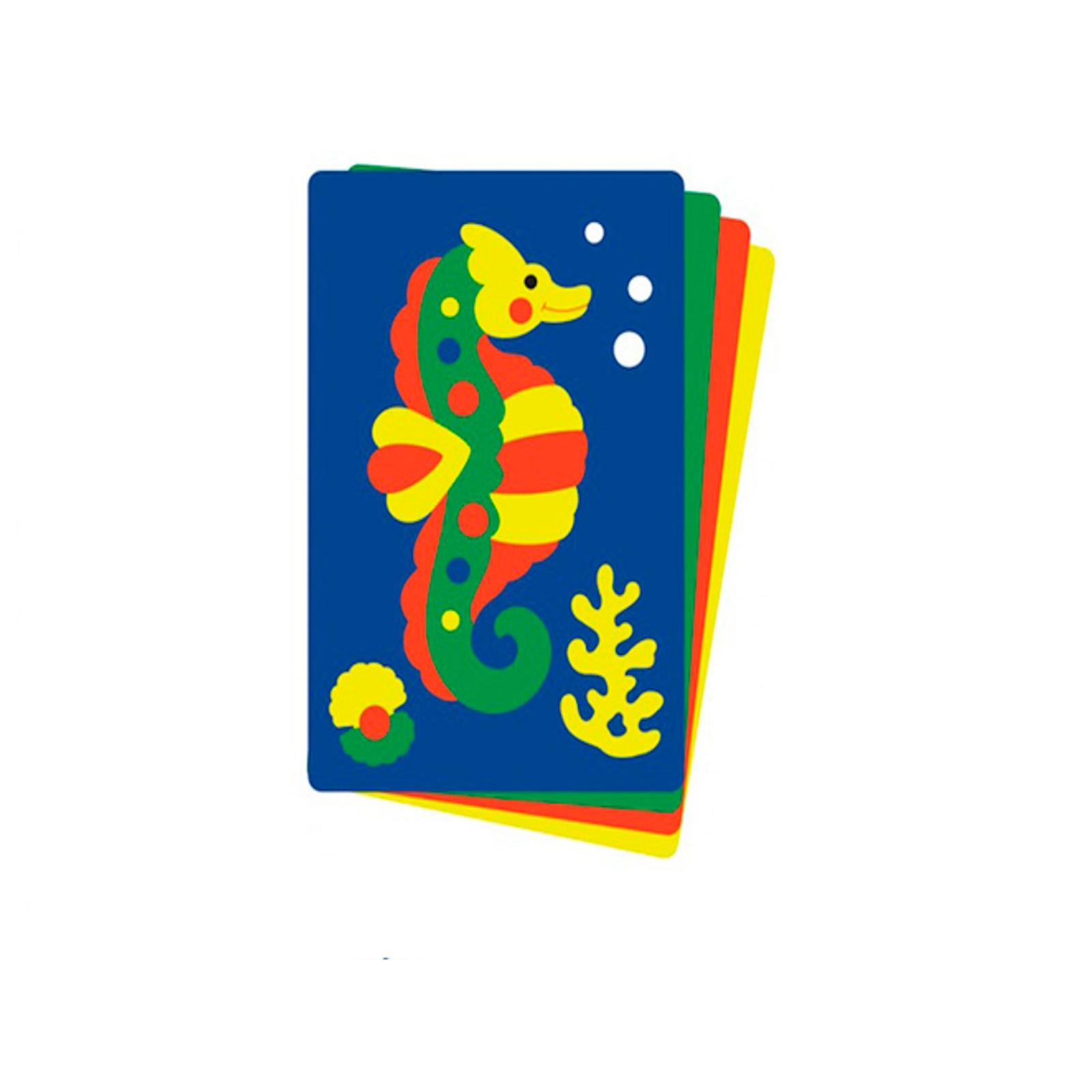 Мозаика мягкая Флексика Морской конек<br>