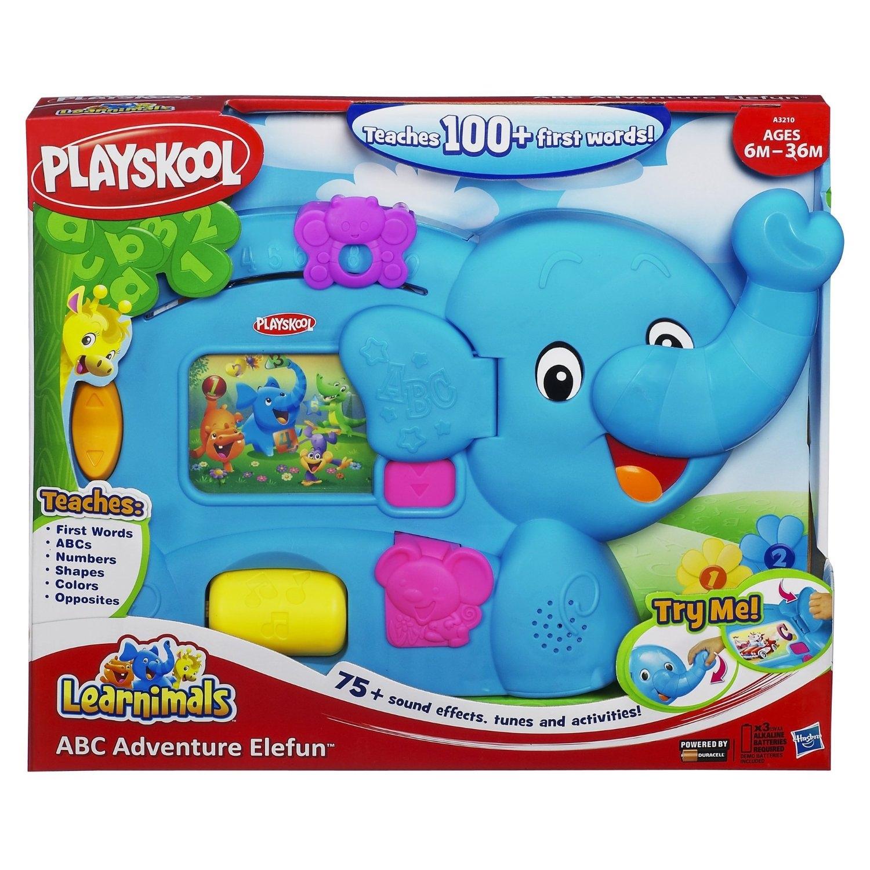 Развивающая игрушка Playskool Слоник<br>